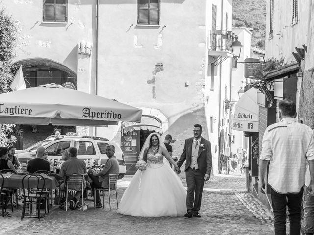 Il matrimonio di Daniele e Luana a Sermoneta, Latina 33