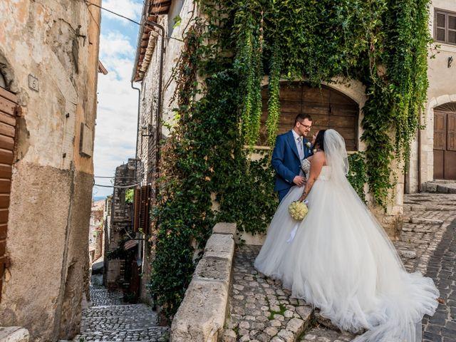 Il matrimonio di Daniele e Luana a Sermoneta, Latina 34