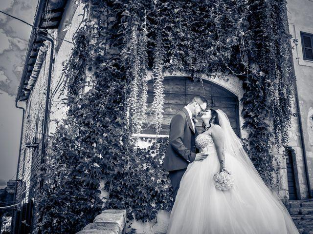 Il matrimonio di Daniele e Luana a Sermoneta, Latina 35