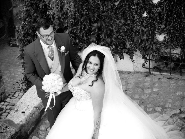 Il matrimonio di Daniele e Luana a Sermoneta, Latina 36