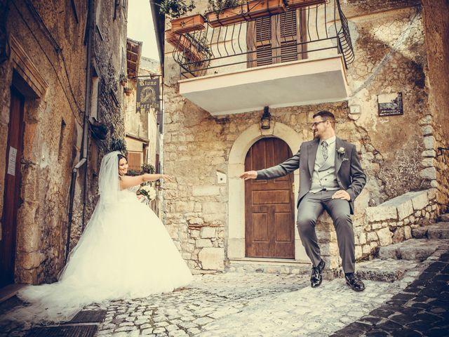 Il matrimonio di Daniele e Luana a Sermoneta, Latina 37