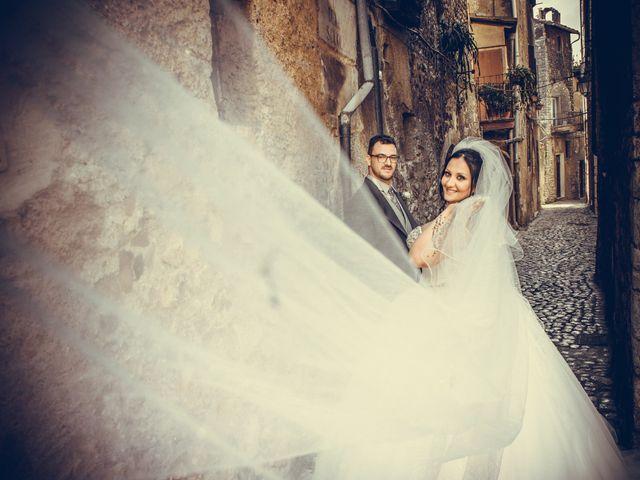 Il matrimonio di Daniele e Luana a Sermoneta, Latina 38