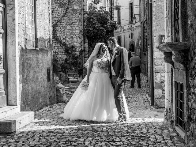 Il matrimonio di Daniele e Luana a Sermoneta, Latina 40