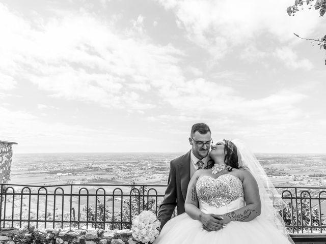 Il matrimonio di Daniele e Luana a Sermoneta, Latina 41