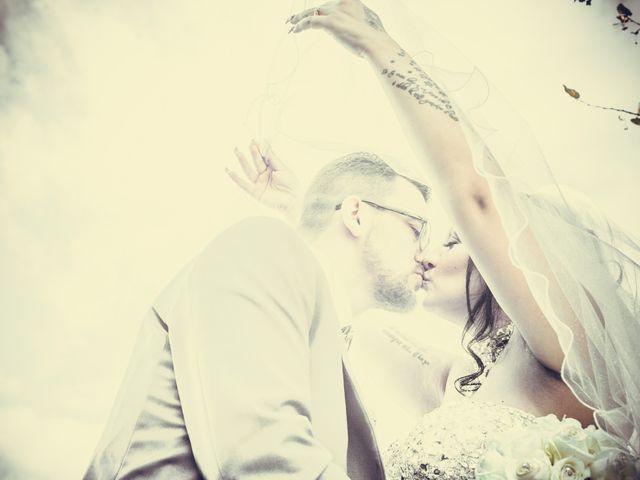 Il matrimonio di Daniele e Luana a Sermoneta, Latina 2