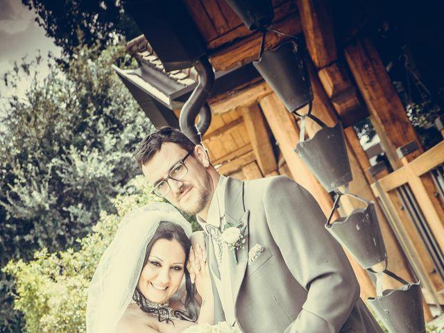 Il matrimonio di Daniele e Luana a Sermoneta, Latina 44