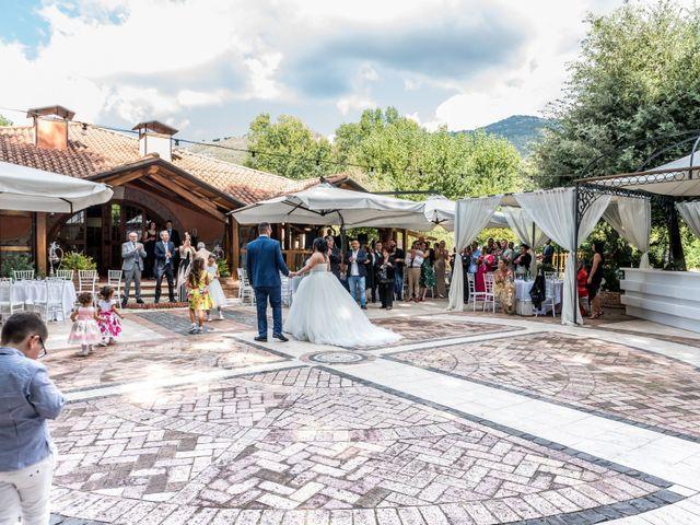 Il matrimonio di Daniele e Luana a Sermoneta, Latina 45