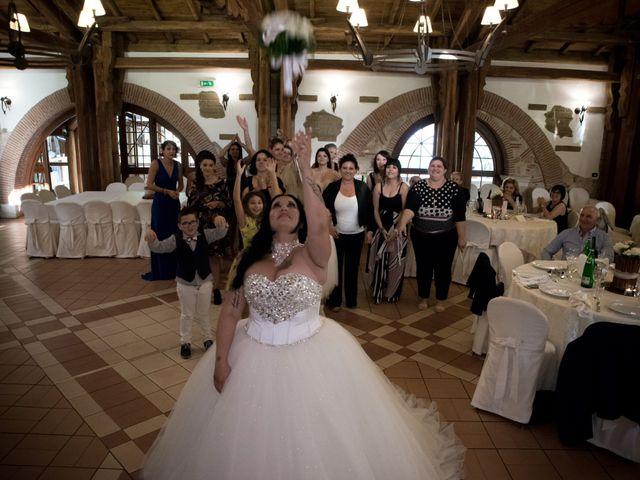 Il matrimonio di Daniele e Luana a Sermoneta, Latina 47