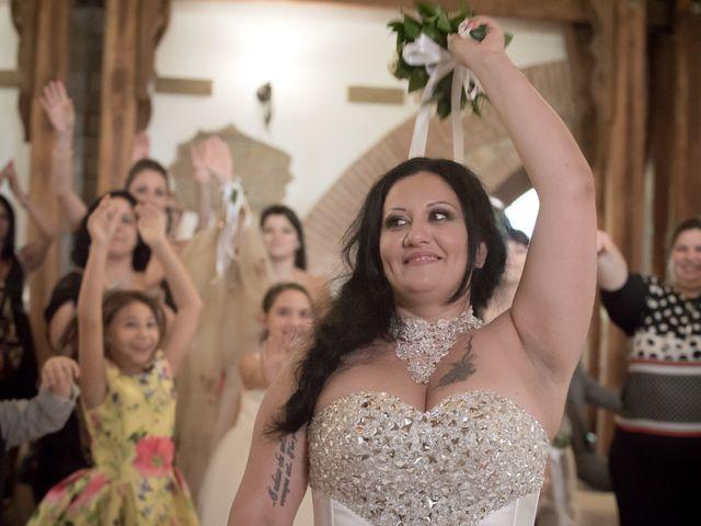 Il matrimonio di Daniele e Luana a Sermoneta, Latina 48