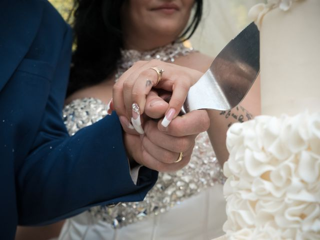 Il matrimonio di Daniele e Luana a Sermoneta, Latina 51