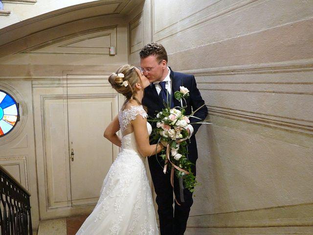 Le nozze di Martina e Aldo