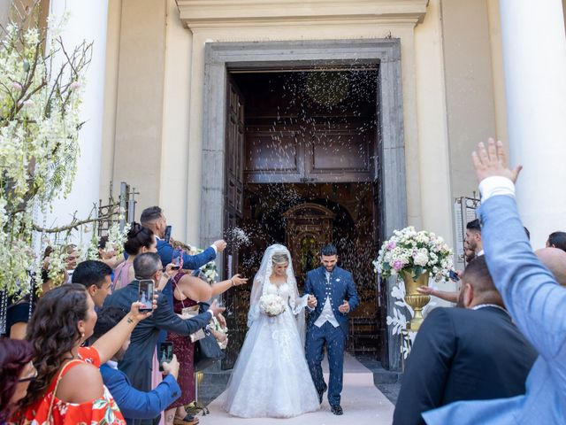 Il matrimonio di Nico e Anna a Napoli, Napoli 27