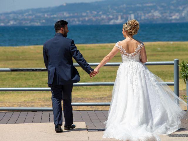 Le nozze di Anna e Nico