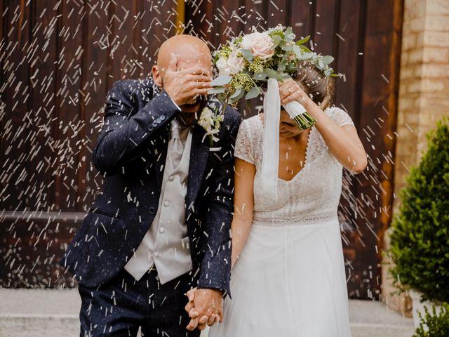 Le nozze di Carlotta e Francesco