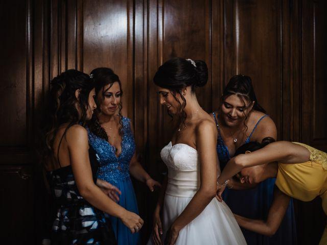 Il matrimonio di Andrea e Maria Stella a Roma, Roma 13