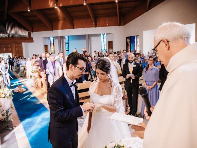 Il matrimonio di Andrea e Maria Stella a Roma, Roma 24