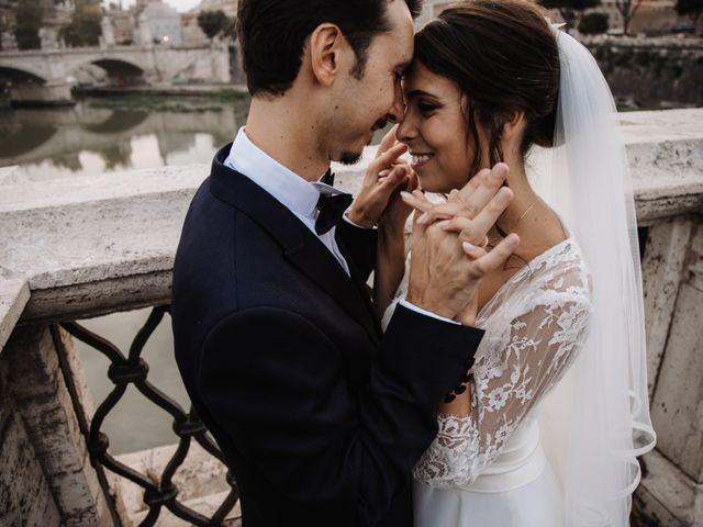 Il matrimonio di Andrea e Maria Stella a Roma, Roma 2