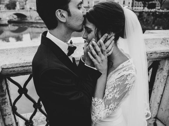 Il matrimonio di Andrea e Maria Stella a Roma, Roma 28