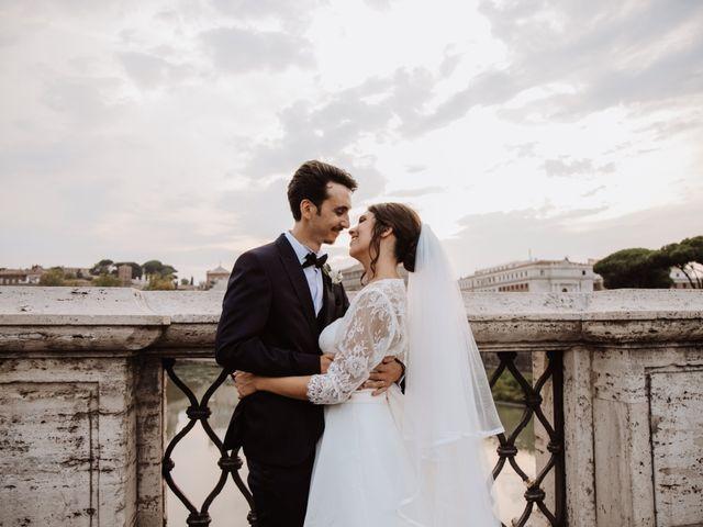 Il matrimonio di Andrea e Maria Stella a Roma, Roma 29