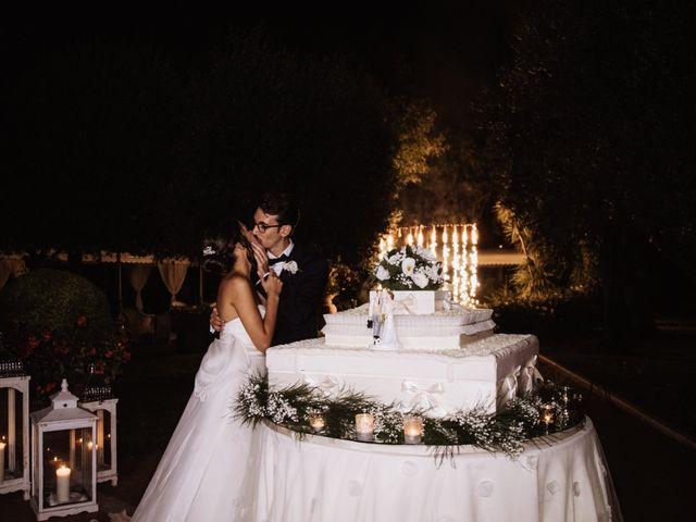 Il matrimonio di Andrea e Maria Stella a Roma, Roma 34