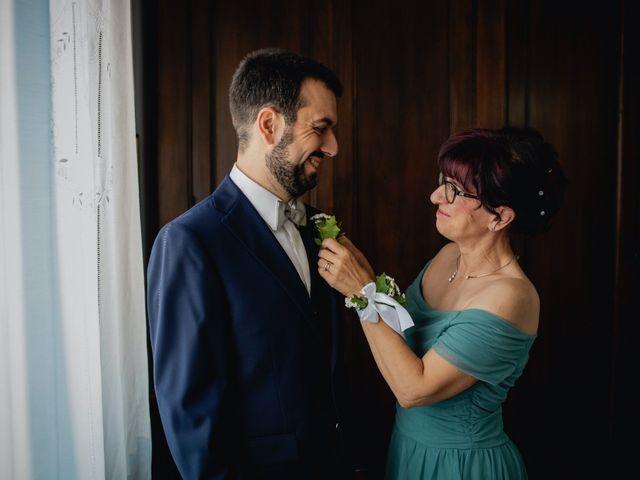 Il matrimonio di Nicola e Dania a Bellinzago Novarese, Novara 19