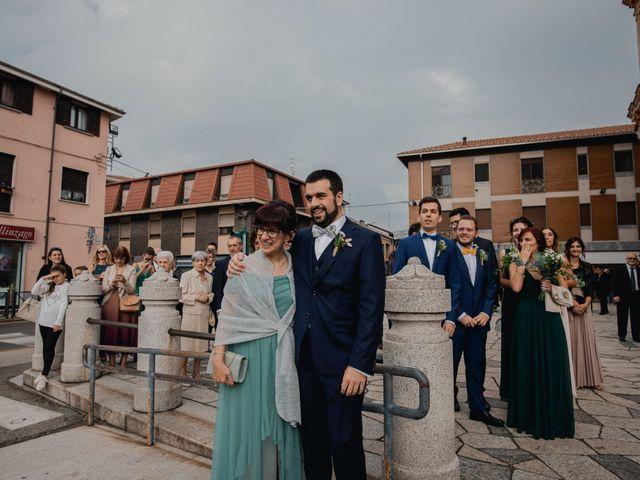 Il matrimonio di Nicola e Dania a Bellinzago Novarese, Novara 20
