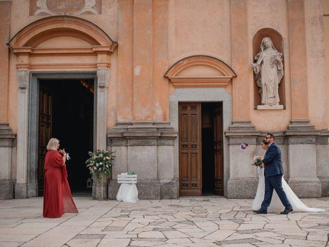 Il matrimonio di Nicola e Dania a Bellinzago Novarese, Novara 21