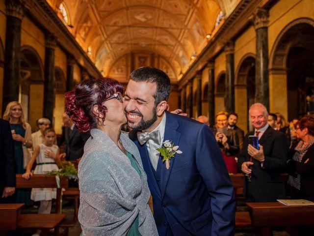 Il matrimonio di Nicola e Dania a Bellinzago Novarese, Novara 22