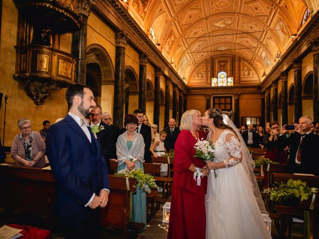 Il matrimonio di Nicola e Dania a Bellinzago Novarese, Novara 24