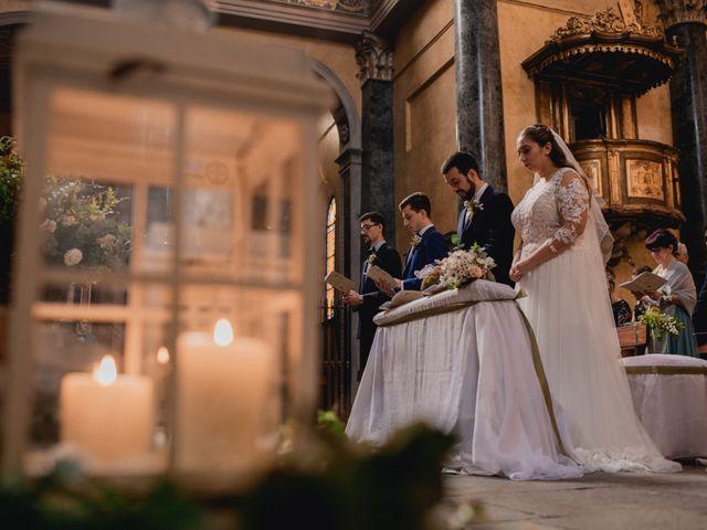 Il matrimonio di Nicola e Dania a Bellinzago Novarese, Novara 28