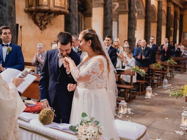Il matrimonio di Nicola e Dania a Bellinzago Novarese, Novara 29