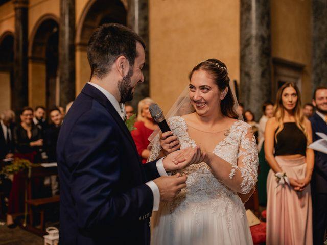 Il matrimonio di Nicola e Dania a Bellinzago Novarese, Novara 30