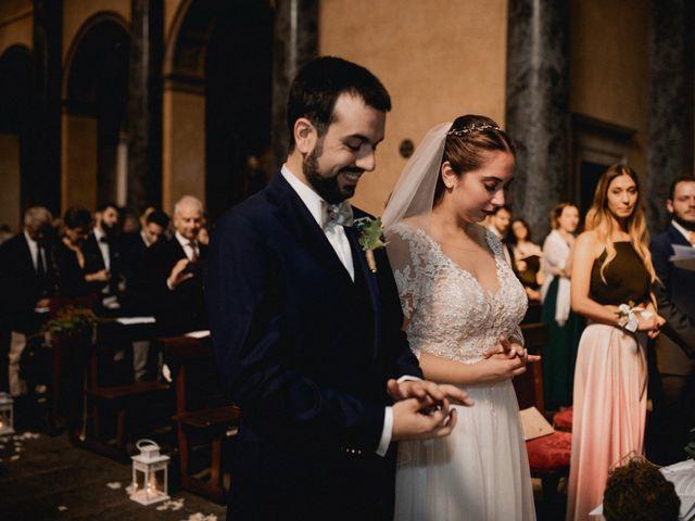 Il matrimonio di Nicola e Dania a Bellinzago Novarese, Novara 31