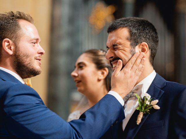 Il matrimonio di Nicola e Dania a Bellinzago Novarese, Novara 34