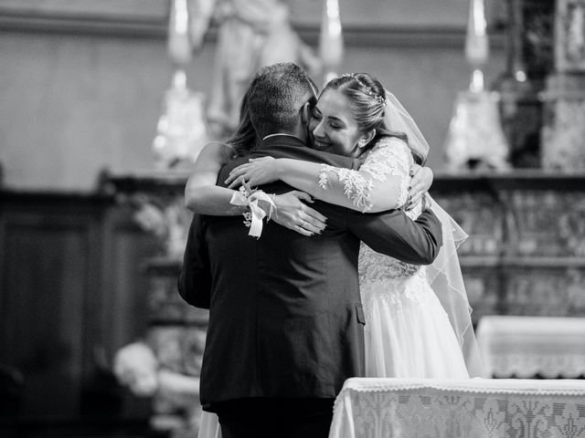 Il matrimonio di Nicola e Dania a Bellinzago Novarese, Novara 35