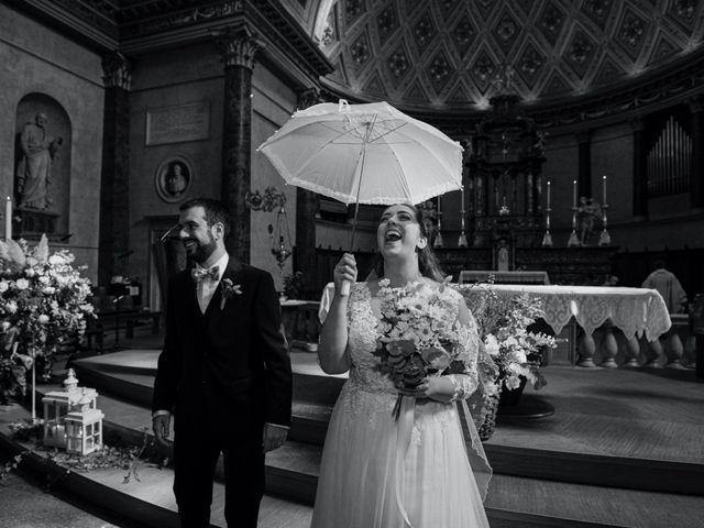 Il matrimonio di Nicola e Dania a Bellinzago Novarese, Novara 37