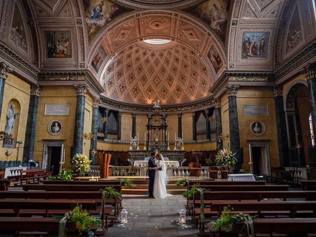 Il matrimonio di Nicola e Dania a Bellinzago Novarese, Novara 38