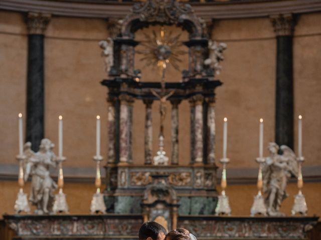 Il matrimonio di Nicola e Dania a Bellinzago Novarese, Novara 40