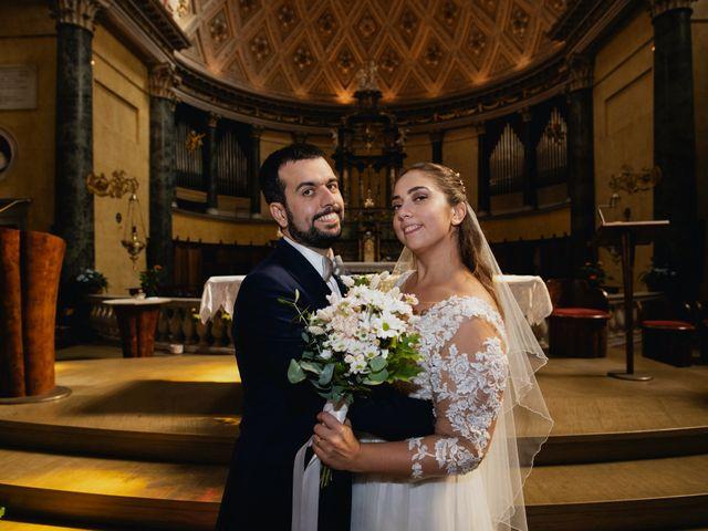 Il matrimonio di Nicola e Dania a Bellinzago Novarese, Novara 42
