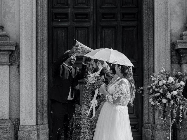 Il matrimonio di Nicola e Dania a Bellinzago Novarese, Novara 46