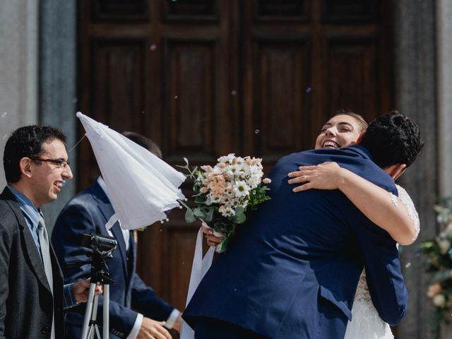Il matrimonio di Nicola e Dania a Bellinzago Novarese, Novara 48
