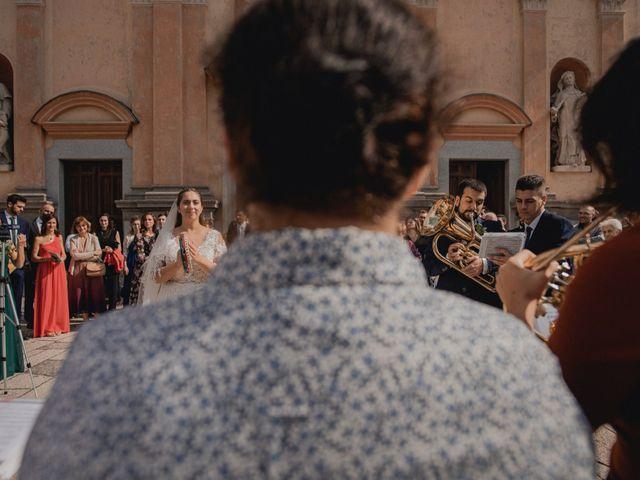 Il matrimonio di Nicola e Dania a Bellinzago Novarese, Novara 49