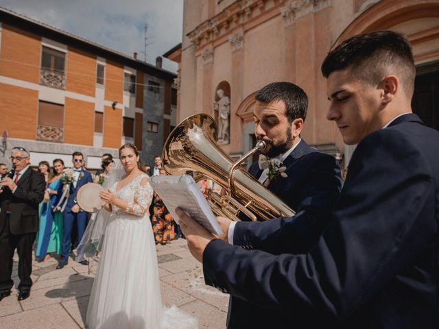 Il matrimonio di Nicola e Dania a Bellinzago Novarese, Novara 50