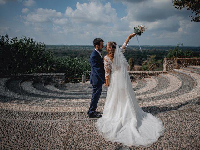 Il matrimonio di Nicola e Dania a Bellinzago Novarese, Novara 51