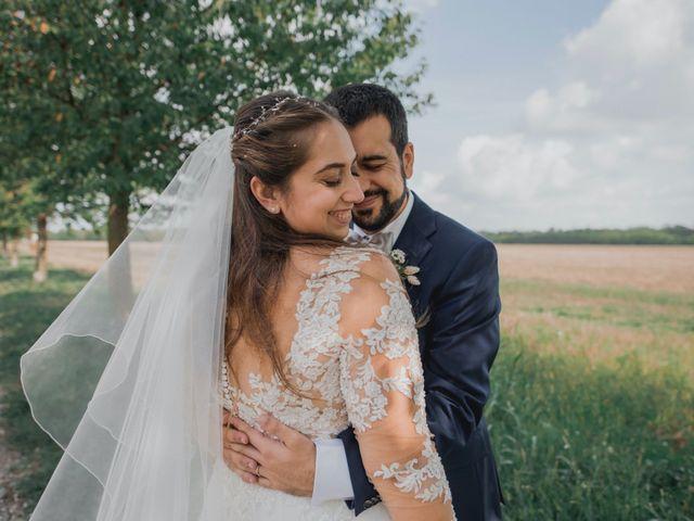 Il matrimonio di Nicola e Dania a Bellinzago Novarese, Novara 52