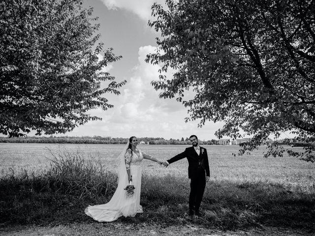 Il matrimonio di Nicola e Dania a Bellinzago Novarese, Novara 53