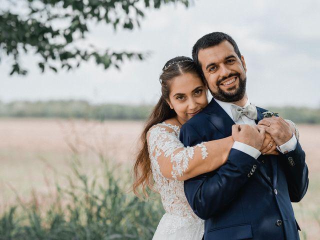 Le nozze di Dania e Nicola