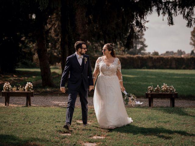 Il matrimonio di Nicola e Dania a Bellinzago Novarese, Novara 59