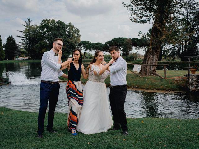 Il matrimonio di Nicola e Dania a Bellinzago Novarese, Novara 71