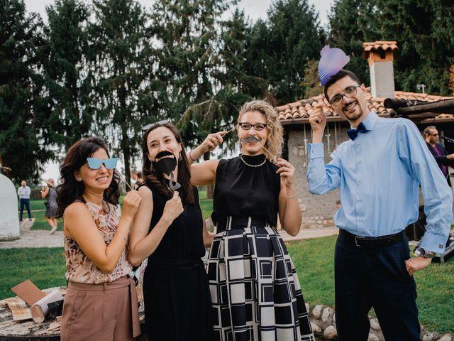 Il matrimonio di Nicola e Dania a Bellinzago Novarese, Novara 72